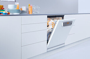 Miele professionele afwasmachines