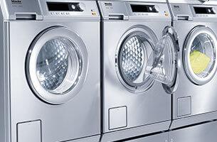 Miele professionele wasmachines