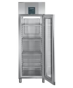 Liebherr koelkast GKPv6573 Glasdeur Gastronorm GN2/1