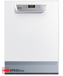 Miele vaatwasser PG 8056 U wit onderbouw zonder rekkenset