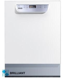 Miele vaatwasser PG 8058 U wit onderbouw zonder rekkenset