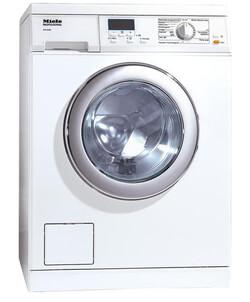 Miele wasmachine PW 5065 AVLW met afvoerklep