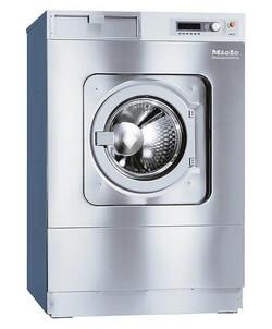 Miele wasmachine PW 6321 AV WI elektra met ingebouwde weegschaal