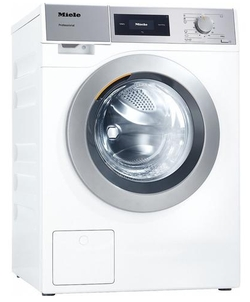 Miele wasmachine PWM 507 DV LW met afvoerklep