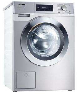 Miele wasmachine PWM 507 DV SST met afvoerklep